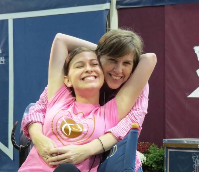 Lynette and Ellen