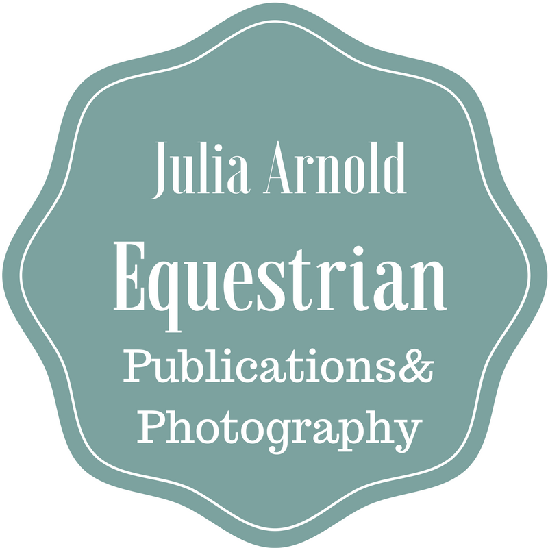 Julia Arnold Equestrian Publications & Photography ...