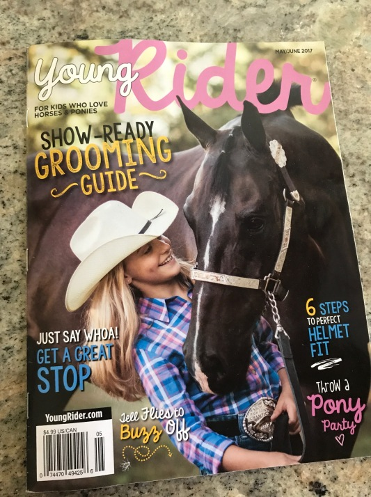 Young Rider Cover