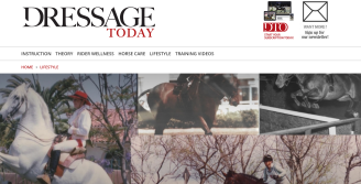 My story on Dressage Today about Eloise King.